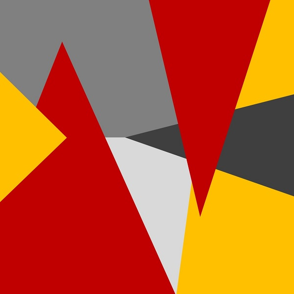 Peinture abstraite numérique