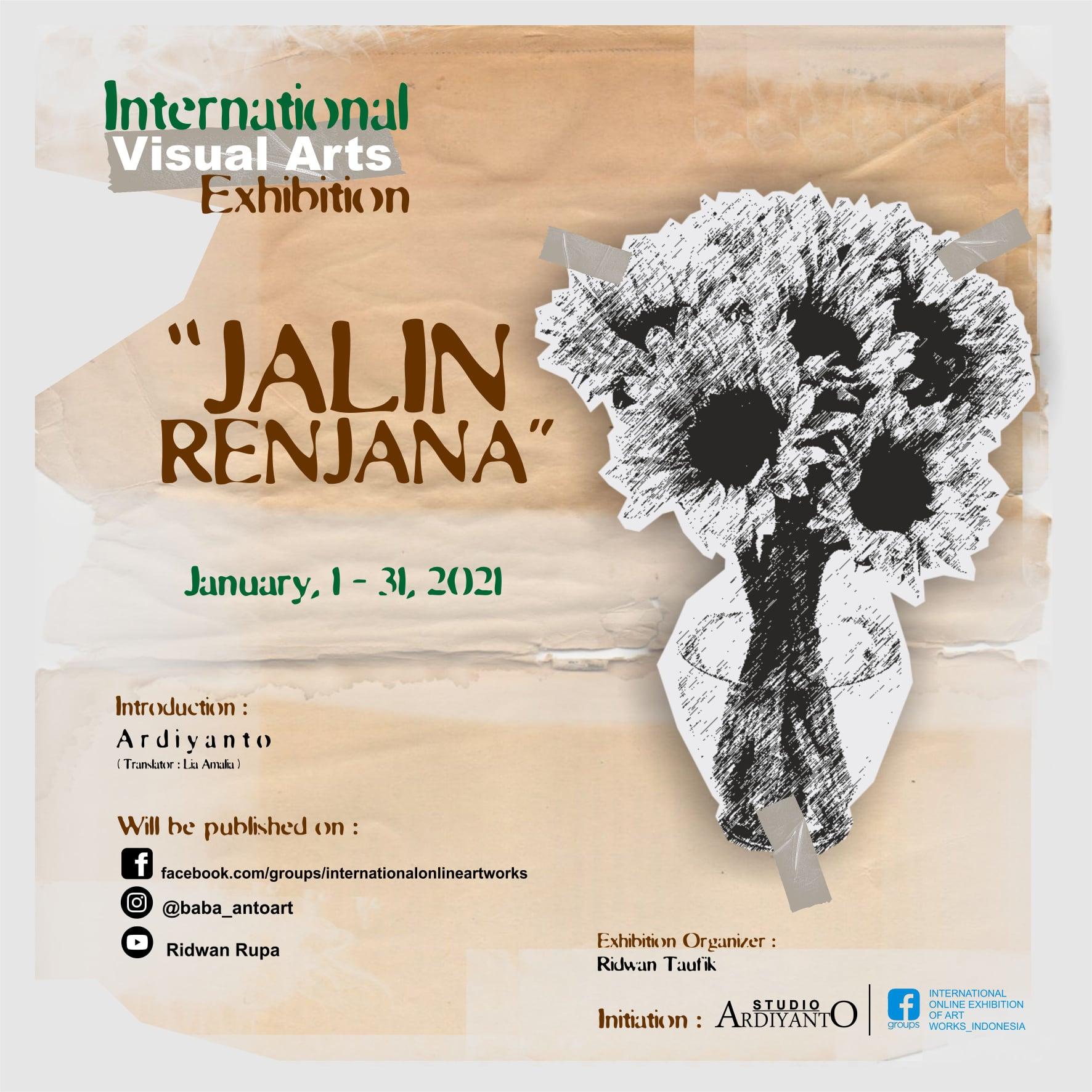 Exposition virtuelle de peintre du monde entier